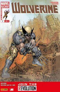 Wolverine (revue) – Revue V 4, T2 : La voix du sang (0), comics chez Panini Comics de Aaron, Cornell, Bradshaw, Wong, Miki, Hanna, Farmer, Yeung, Davis, Hollingsworth, Martin, Deodato Jr