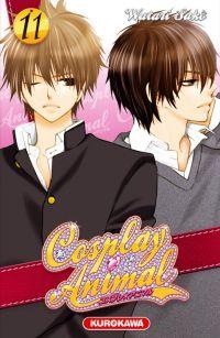 Cosplay animal T11 : , manga chez Kurokawa de Sako