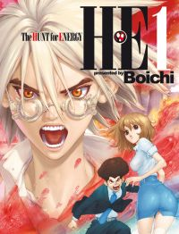 HE - The Hunt for Energy T1, manga chez Tonkam de Boichi