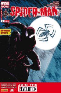 Spider-Man (revue) – V 4, T2 : Oublie tout ce que tu sais (0), comics chez Panini Comics de Yost, Slott, Reed, Camuncoli, Vlasco, Garbett, Stegman, Dell, Lucas, Medina, Fabela, Curiel, Delgado