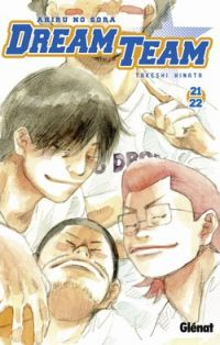 Dream team T21 : Volume 21-22 (0), manga chez Glénat de Hinata