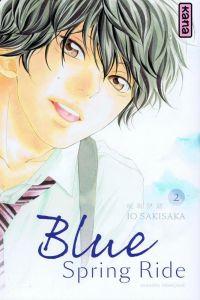 Blue spring ride T2, manga chez Kana de Sakisaka
