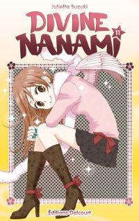 Divine Nanami T11, manga chez Delcourt de Suzuki