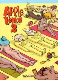 Apple et Lemon T2, bd chez Tabou de Nicoby