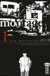 Montage T1, manga chez Kana de Watanabe