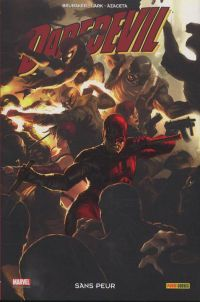 Daredevil - L'homme sans peur T17 : Sans peur (0), comics chez Panini Comics de Brubaker, Bermejo, Migrom, Maleev, Colan, Romita Sr, Gaudiano, Sienkiewicz, Djurdjevic, Azaceta, Lark, Hollingsworth, Mounts, White