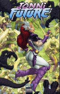 Jonni Future, comics chez Semic de Moore, Adams