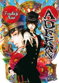 Adekan T6, manga chez Ototo de Nao