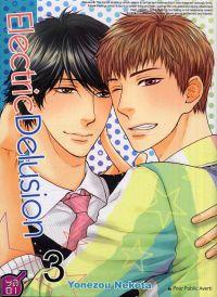 Electric delusion T3, manga chez Taïfu comics de Nekota