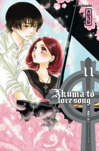 Akuma to love song T11, manga chez Kana de Tomori