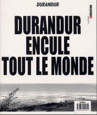Durandur T1 : Durandur encule tout le monde (0), bd chez Carabas de Durandur