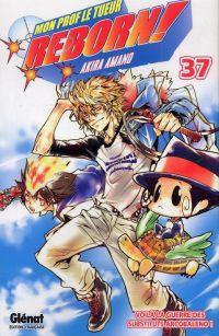 Reborn ! Mon prof le tueur T37 : Voilà la guerre des subsituts arcobaleno ! (0), manga chez Glénat de Amano