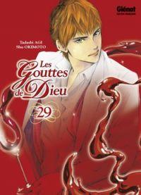 Les gouttes de Dieu T29, manga chez Glénat de Agi, Okimoto