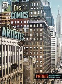 Des comics et des artistes, comics chez Muttpop de Kushner, Irving