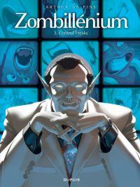 Zombillénium T3 : Control Freaks (0), bd chez Dupuis de de Pins