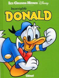 Incorrigible Donald, comics chez Glénat de Collectif