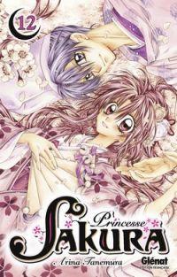 Princesse Sakura T12, manga chez Glénat de Tanemura