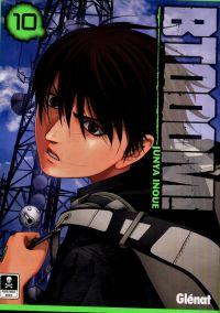 Btooom !  T10, manga chez Glénat de Inoue