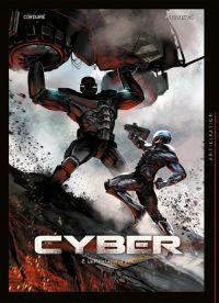 Cyber T2 : Le métal sous la peau (0), bd chez Soleil de Cordurié, Radivojevic, Logicfun, Toulhoat