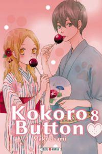 Kokoro button T8, manga chez Soleil de Usami