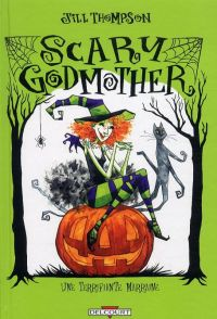 Scary Godmother : Une terrifiante marraine (0), comics chez Delcourt de Thompson