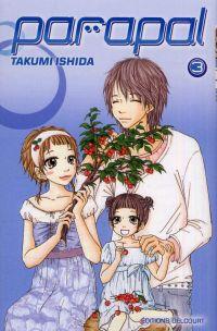 Parapal T3, manga chez Delcourt de Ishida