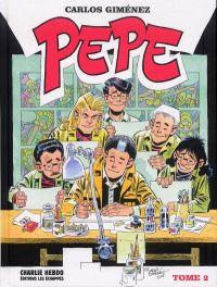 Pepe T2, bd chez Charlie Hebdo de Giménez