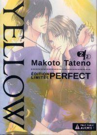 Yellow  T2, manga chez Asuka de Tateno