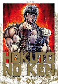 Hokuto no Ken – Edition Deluxe, T1, manga chez Kazé manga de Buronson, Hara