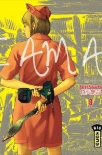 I am a hero T8, manga chez Kana de Hanazawa