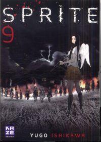 Sprite T9, manga chez Kazé manga de Ishikawa