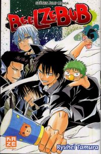 Beelzebub T13, manga chez Kazé manga de Tamura