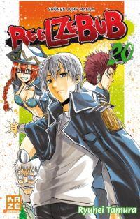 Beelzebub T20, manga chez Kazé manga de Tamura