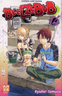 Beelzebub T14, manga chez Kazé manga de Tamura