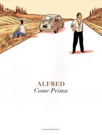Come prima, bd chez Delcourt de Alfred
