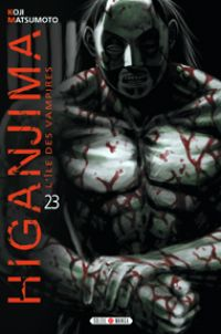 Higanjima T23, manga chez Soleil de Matsumoto