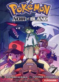 Pokémon noir et blanc T7, manga chez Kurokawa de Kusaka, Yamamoto