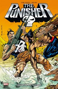 The Punisher : Journal de guerre, comics chez Panini Comics de Wellington, Potts, Lee, Wright