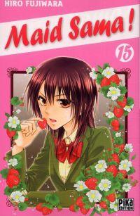 Maid sama ! T15, manga chez Pika de Fujiwara