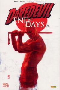 Daredevil - End of days T2, comics chez Panini Comics de Mack, Bendis, Janson, Sienkiewicz, Maleev, Hollingsworth