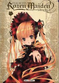 Rozen maiden – Saison 2, T1, manga chez Soleil de Peach-Pit