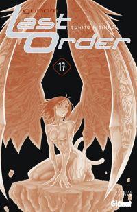 Gunnm Last Order – 1e édition, T17, manga chez Glénat de Kishiro