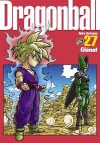 Dragon Ball – Ultimate edition, T27, manga chez Glénat de Toriyama