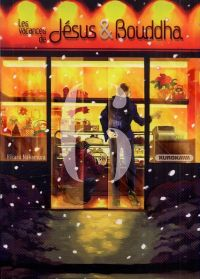 Les Vacances de Jésus et Bouddha T6, manga chez Kurokawa de Nakamura