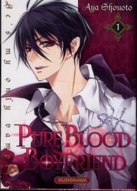Pure blood boyfriend T1 : , manga chez Kurokawa de Shouoto