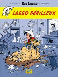 Kid Lucky T2 : Lasso périlleux (0), bd chez Lucky Comics de Achdé, Mel
