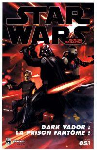 Star Wars (revue) T5 : Boba Fett et Dark Vador (0), comics chez Delcourt de Barlow, Blackman, Alessio, Daxiong, Wilkins