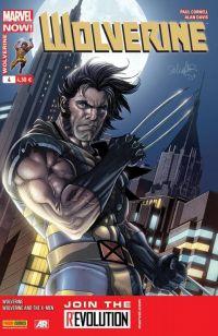 Wolverine (revue) T4 : Stage de survie, comics chez Panini Comics de Cornell, Aaron, Perez, Davis, Farmer, Hollingsworth, Martin, Larroca