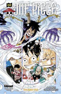 One Piece T68 : Alliance entre pirates (0), manga chez Glénat de Oda