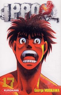 Ippo – Saison 3 - La défense suprême, T17, manga chez Kurokawa de Morikawa